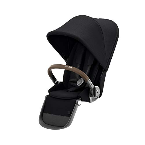 CYBEX Gazelle S Seat Unit, Deep Black