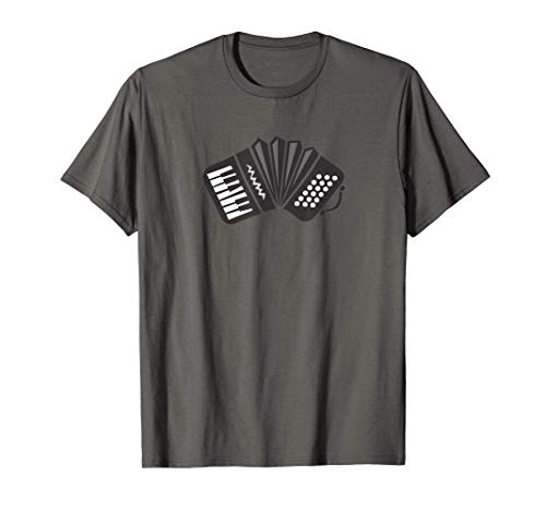 Acordeón de Piano Camiseta