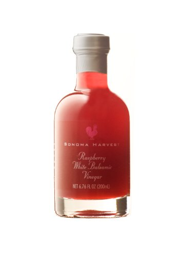 Sonoma Harvest Raspberry White Balsamic Vinegar 6.76 ounces