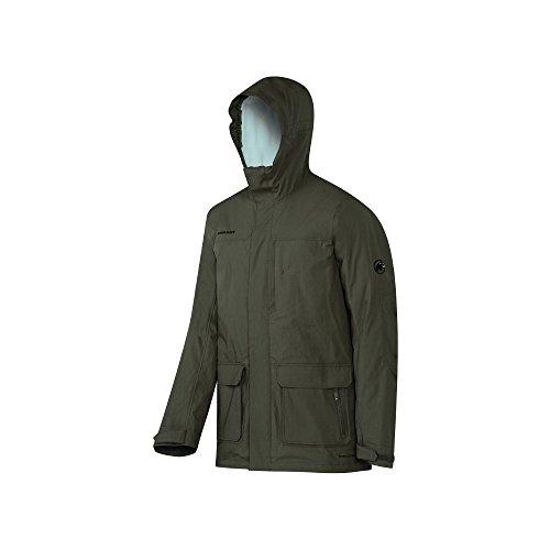 Mammut Trovat Advanced SO Hooded Jacket flint S