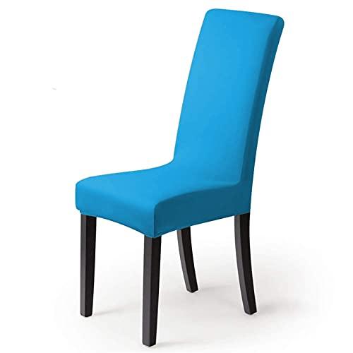 SZBLYY Fundas Silla Estiramiento removible Silla Lavable Cubiertas sillones sillones Spandex Funda para la Fiesta de la Sala de la Sala de la Sala de la Sala de la habitación