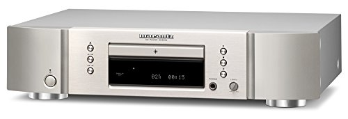la Clase de Entrada Reproductor de CD Marantz Plata Oro CD-5005 / FN