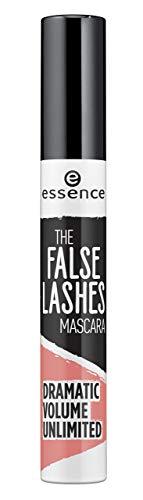 essence | The False Lashes Mascara Extreme Dramatic Volume Unlimited | Cruelty Free - Black