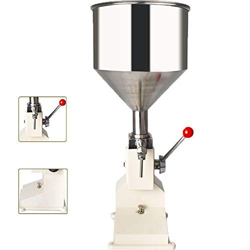 DPL Liquid Filling Machine 5-50ml Bottle filler Adjustable bottle filling machine Filler (A03)