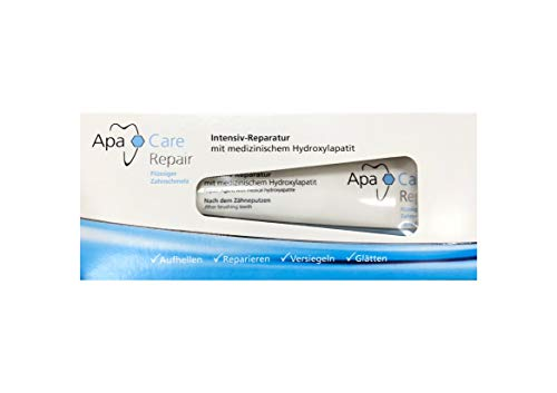ApaCare Repair Intensiv-Reparatur Gel Zahncreme 30ml