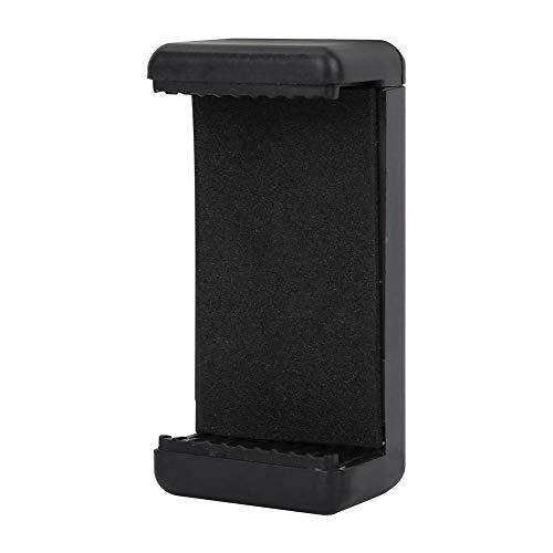 Mugast Telefoon Klem Houder, Hot Schoen Schroef Adapter Statief Mount Telefoon Clip Houder met 1/4