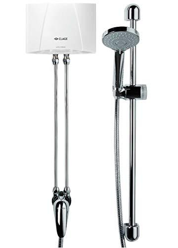 Clage MBX6 Shower Durchlauferhitzer Kleindurchlauferhitzer m. Armatur 1500-15316