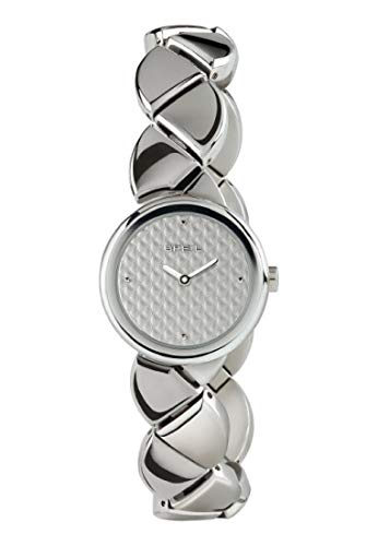 Orologio BREIL donna HIVE quadrante argento e bracciale in acciaio, movimento SOLO TEMPO - 2H QUARZO