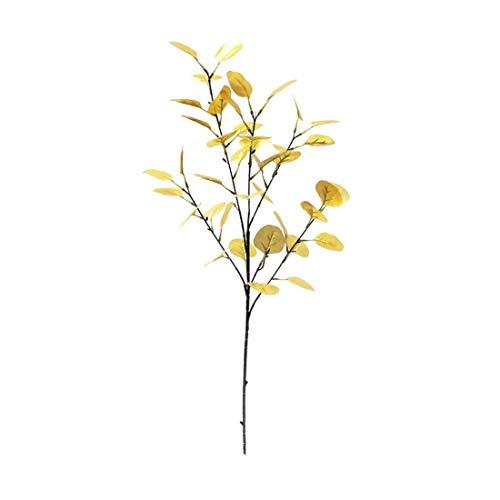 Jakiload Simulatie Eucalyptus 6 Vork Hoge Paal Vloer & Doek Bruiloft Doek Tentoonstelling Bloem Arrangement Groene Plant Fotografie Vijf Stukken Per Pakket