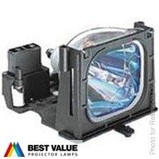 Alda PQ-Premium, Beamerlampe / Ersatzlampe kompatibel mit LCA3111 für Philips CBRIGHT SV1, CBRIGHT SV2, CBRIGHT SV2+, CBRIGHT SV20, Impact, CBRIGHT SV20B Projektoren, Lampe mit Gehäuse