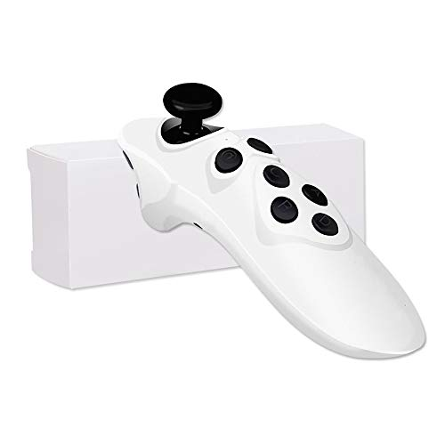 Dear, you Mini Joystick Bluetooth de teléfono móvil, Controlador de manija de Juego Bluetooth Wireless VR Glasses Tablet Mouse Control Remoto