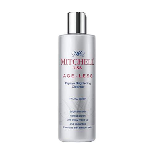 Mitchell USA Papaya Brightening Cleanser Anti Aging Face Wash (200)