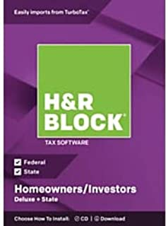 h&r block products
