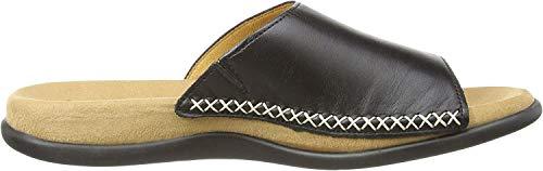 Gabor Shoes Damen Gabor Jollys Pantoletten, Schwarz (schwarz), 41 EU