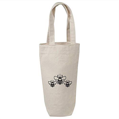 Azeeda 'Trio der Bienen' Weinflasche Geschenktasche / Flaschenträger (BL00006809)
