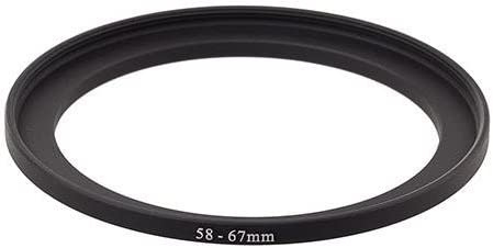 Bower Dedication 58-67mm Step-Up Cheap mail order shopping Ring Adapter