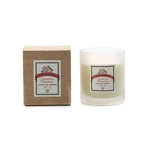 candele profumate kasanova Pompelmo candela Kad� Botanica