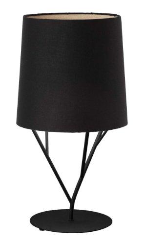 Faro Barcelona 29866 TREE Lampe de table noir 1L