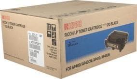 Ricoh AP410N Toner 15000 Yield Type 120 - Genuine OEM toner