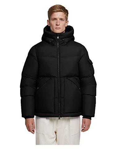 Woolrich Sierra Steppjacke Supreme Jacket Schwarz Polyester Herren, Daunenjacke, Schwarz Medium