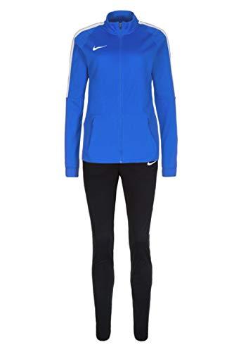 Nike Damen Squad 17 Track Suit Women Trainingsanzug, royal Blue/Black/White, L
