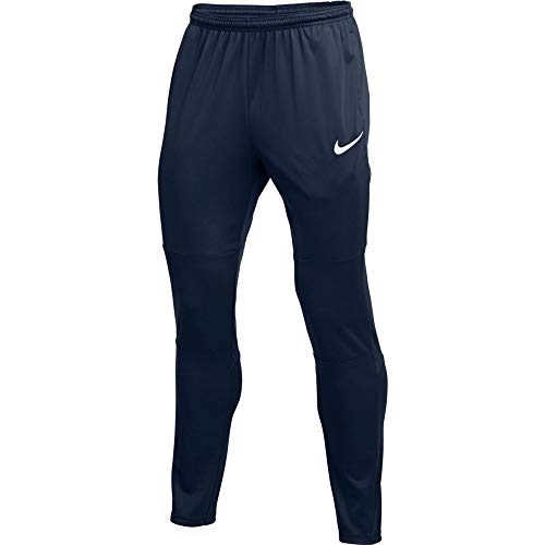 Nike Park20 Pant KP Pantalons Homme, Obsidian/Obsidian/(White), FR : S (Taille Fabricant : S)