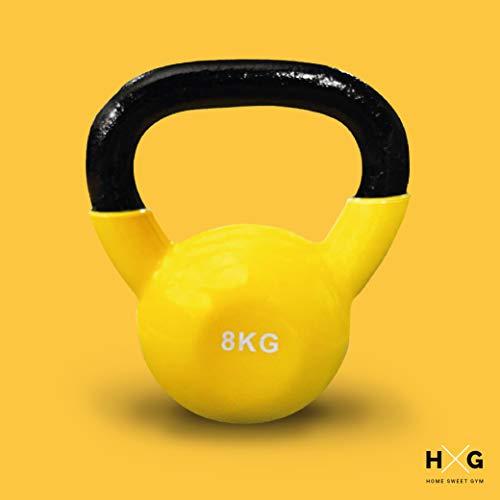 JOWY Pesa Rusa 8kg Ideal para Entranamiento Musculación | K