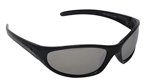 Gafas de sol deportivas Intruder Silver -Mirror Cat-3 UV400 irrompibles.