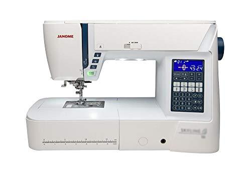 Janome Atelier 6 máquinas de coser computarizadas