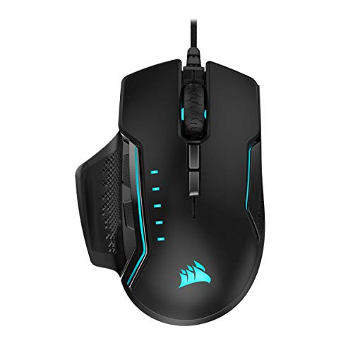 Corsair Glaive PRO RGB, Optical Gaming Mouse...