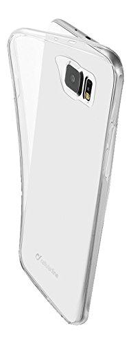 Cellular Line CFINECGALS6T FINE Ultradünne Gummi-Tasche für Samsung Galaxy S6 klar