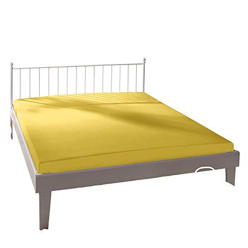 Bassetti Spannbetttücher Jersey-Elasthan 215 200x200 cm