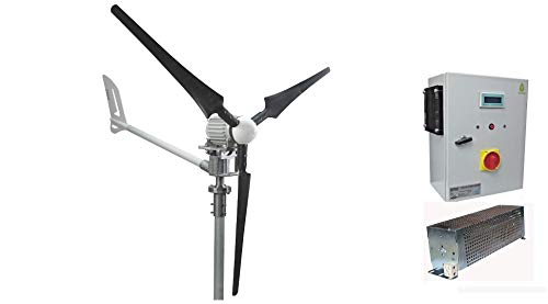 ISTABREEZE 1.5 kW, 24V Wind Turbine Set