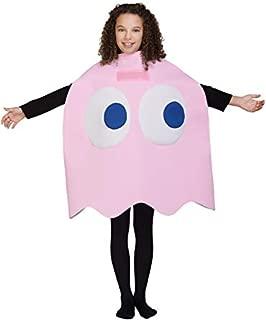 Funidelia Disfraz de Fantasma Pac-Man Pinky Infantil: Amazon ...