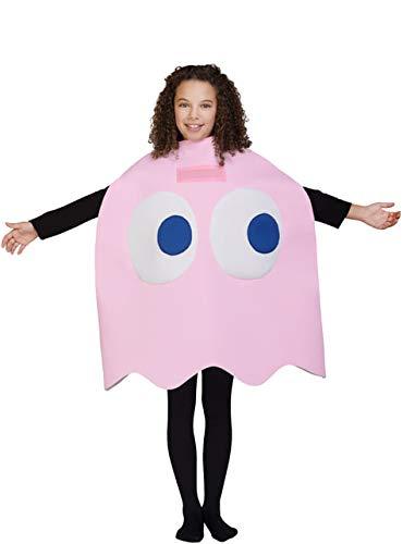 Spookje Pinky Pac-Man Kostuum voor kinderen