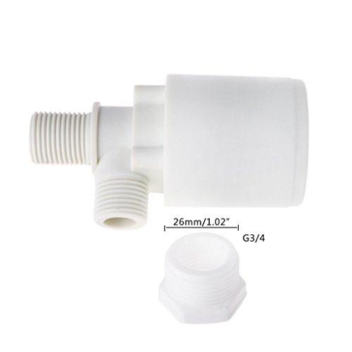 LANDUM Automatisches Wasserstandsregelventil Turmbehälter Schwimmendes Kugelhahnventil G1 / 2 G3 / 4