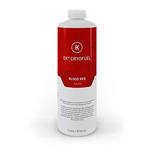 EKWB EK-CryoFuel Premix Coolant, 1000mL, Blood Red