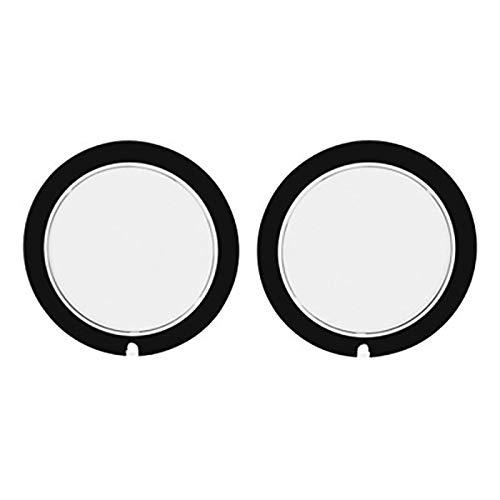 Bzocio Juego de protectores para objetivo de cobertura adhesiva para el cuerpo de la cámara con adhesivo para Insta 360 One X2
