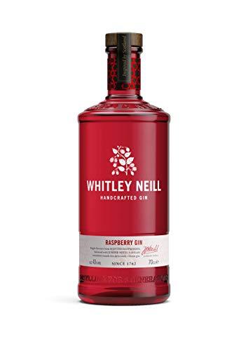 3. Ginebra con toque de frambuesa Whitley Neill Raspberry Gin
