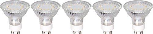 XQ-lite XQ1408-5 Ampoule à LED, GU10, 3 W