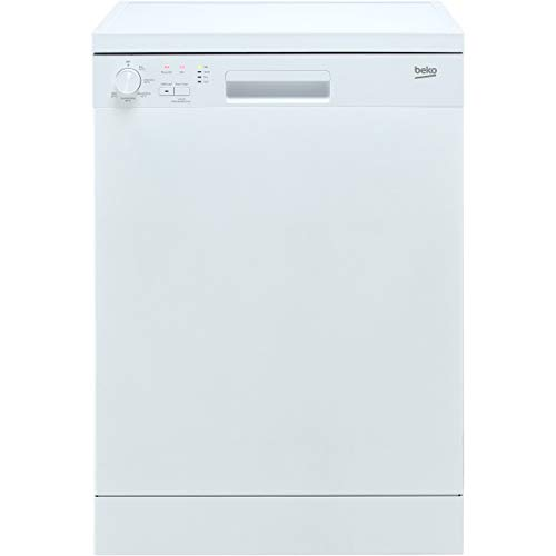 Beko DFN15R10X Freestanding A+ Rated Dishwasher - White