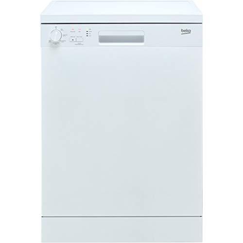 Beko DFN15R10X Freestanding A+ Rated Dishwasher - White