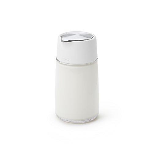 Our #1 Pick is the OXO 11212700 Good Grips Creamer Dispenser