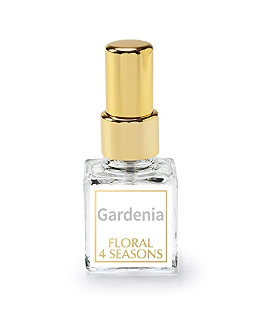 助けになるより良い電話に出る武蔵野ワークスの香水「くちなし」(ガーデニア)(EDP/4mL)