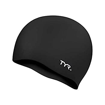 TYR Wrinkle Free Silicone Cap Black