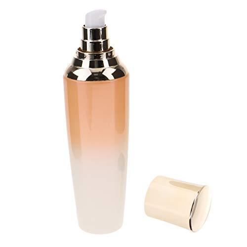 dailymall Bouteille En Verre Atomiseur Cosmétique Vide De Lotion De Pulvérisateur De Parfum D'huile Rechargeable - 120ML