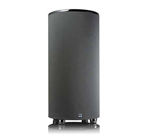 Review SVS PC-2000 Pro 12 Ported Cylinder Subwoofer - Piano Gloss