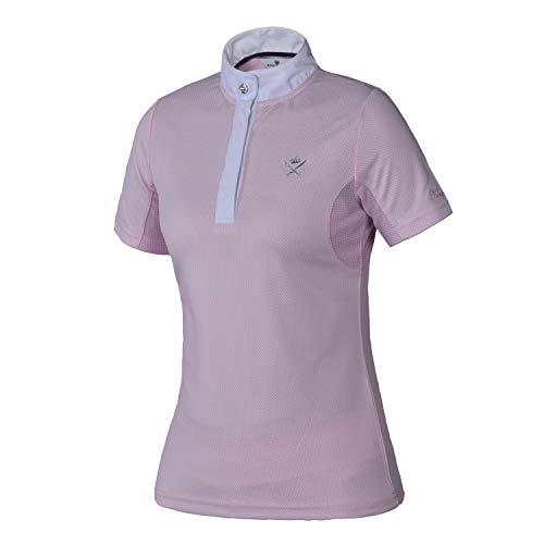 Kingsland Turniershirt KL_TARIJA, Show Shirt, Damenshirt Größe S, Farbe Rose