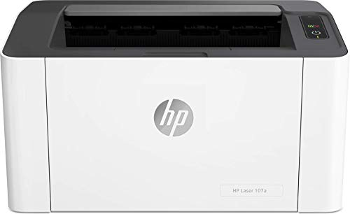 HP laserprinter USB. Drucker zwart/wit