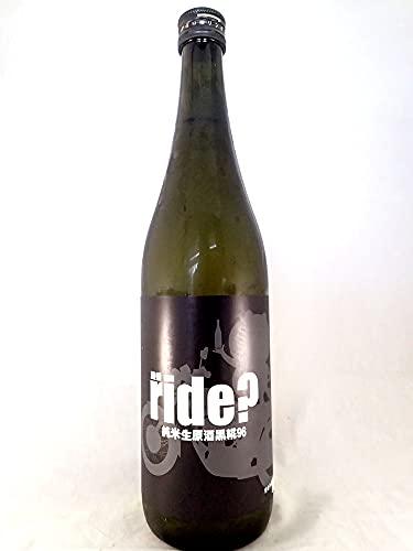 【隠し酒】五橋 RIDE BLACK 純米生原酒黒糀96 720ml